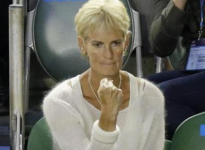 Spiers on Sport: why I love Judy Murray