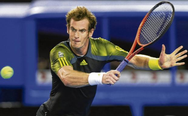 Andy Murray has targeted improving his record in non-slam events as part of a strategy to reach the top of the world rank