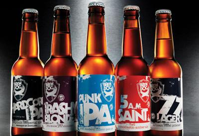 50 Scottish beers with the best names