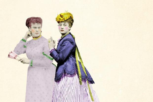 Victorian transvestites Fanny and Stella regarded   themselves as sisters … until they fell out over another man