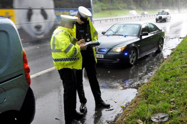FEARS: Drivers caught speeding or breaking any other road traffic laws will have to pay the victims' surcharge.