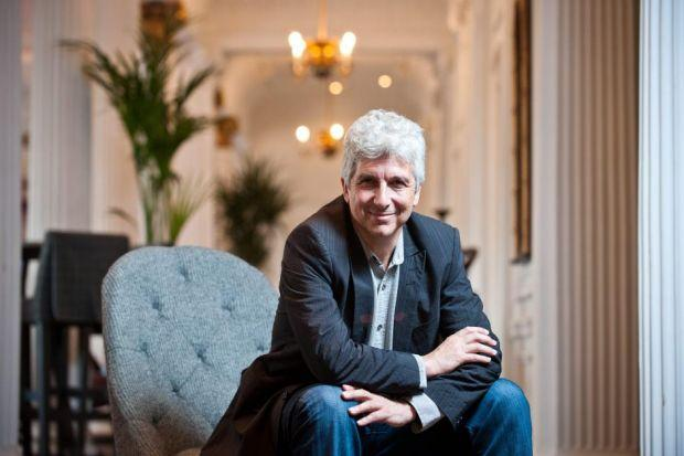 "RSNO music director Peter Oundjian: his aim in the American Festival is to ""represent the fusion between jazz and high art in American music"". Picture: Nick Ponty"