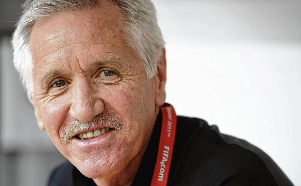 Tom Sermanni has been entrusted with the task of leading  Olympic champions America to World  Cup glory in 2015