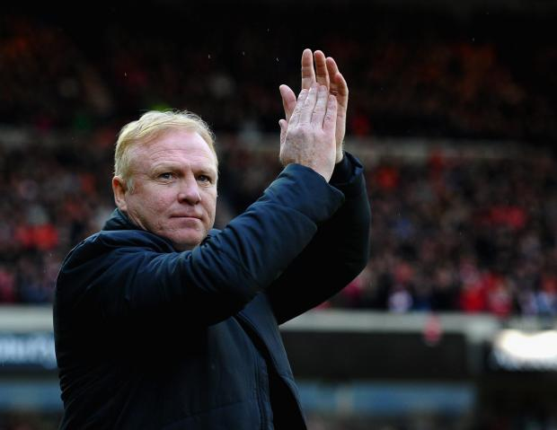 Alex McLeish was buoyant about signings on his arrival just before the transfer window opened but very little business  was done