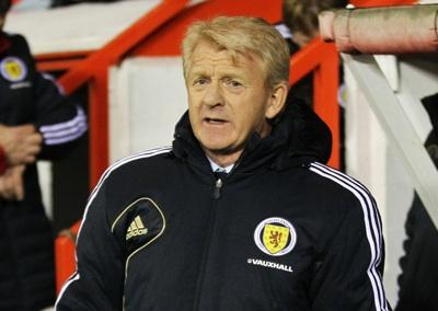 Strachan begins Scotland managerial career with a win