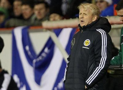 Spiers on Sport: lift-off (sort of) for Strachan's Scotland