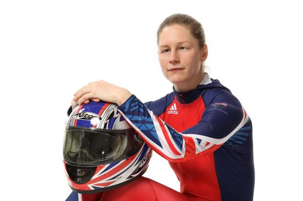 Gillian Cooke is confident of performing well on the Olympic track