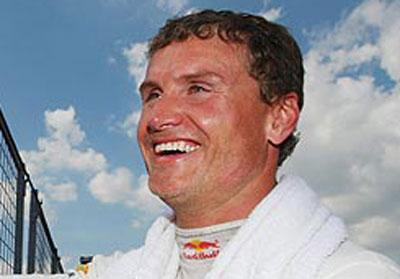 David Coulthard's sister found dead at home