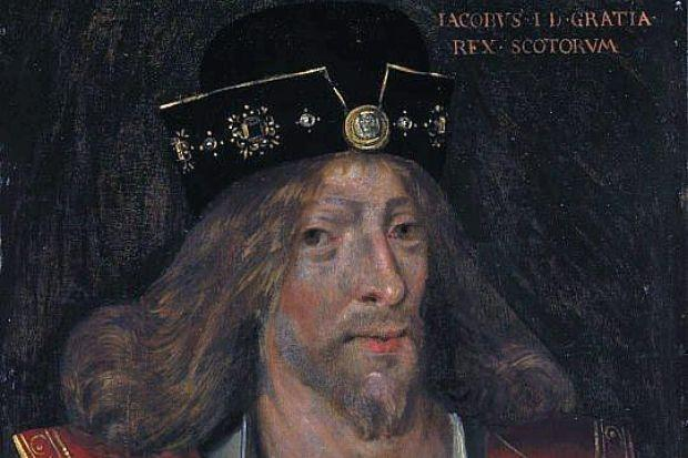 coup: James I was murdered at a monastery in Perth in 1437.