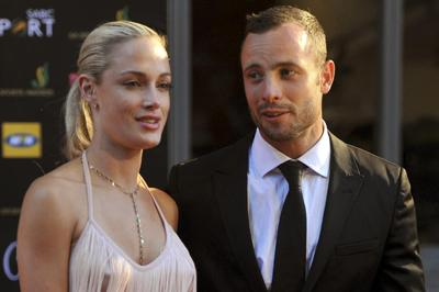 Oscar Pistorius charged with girlfriend's murder