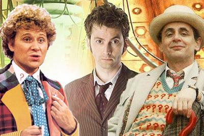 Colin Baker, David Tennant and Sylvester McCoy are set to reunite for a TV special