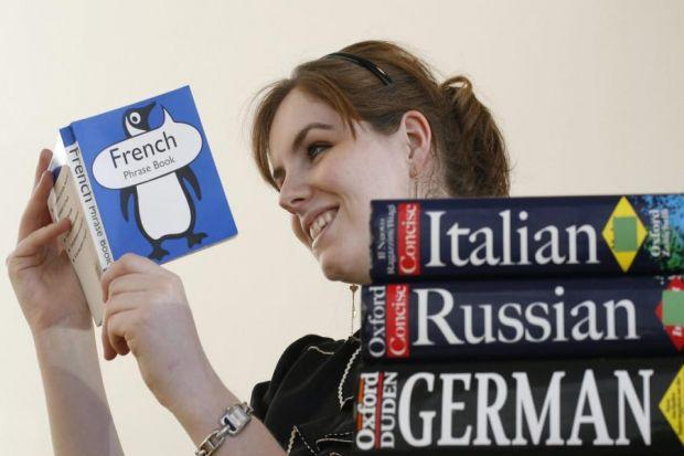 CHOICES: Many secondary schools no longer see languages as compulsory. Picture: Colin Mearns