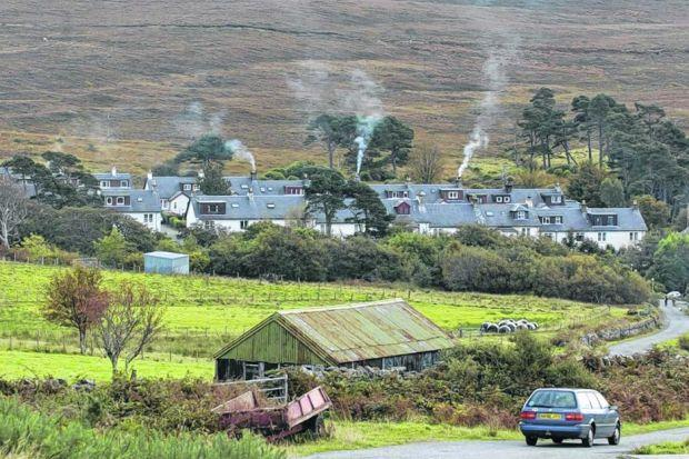 ISLAND LIFE: Raasay's crofters have lost a bid to keep their fishing and deer shooting rights
