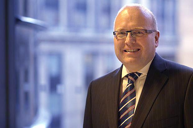 QUALITY: Weir Group chief executive Keith Cochrane is developing the group's presence in growth sectors.