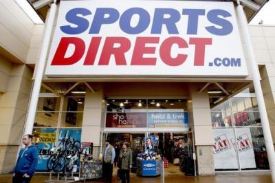 Sports Direct 'confident' of hitting target after profits rise almost 23%