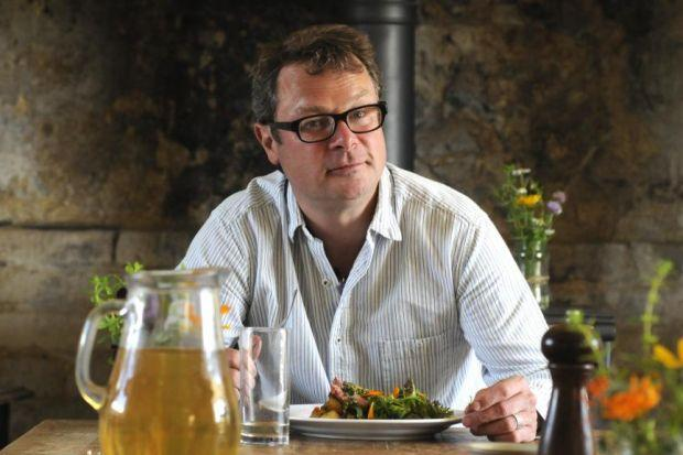 BATTLE: The celebrity chef has come under fire from fishing leaders over his campaigning programme.