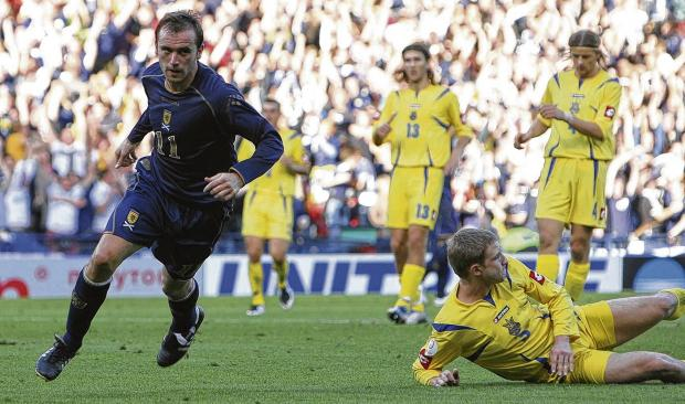 'I feel I can still add to the Scotland team,' says James McFadden. Picture: Marc Turner