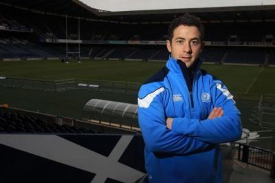 Ryan Grant insists Greig Laidlaw's match-winning display against Ireland proves interim head coach Scott Johnson called it right