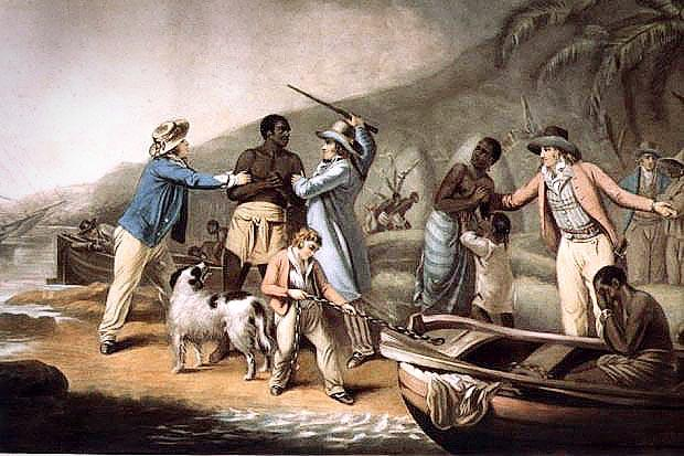 HISTORY: Scottish slave-owners shared in £20m compensation when slavery was abolished.