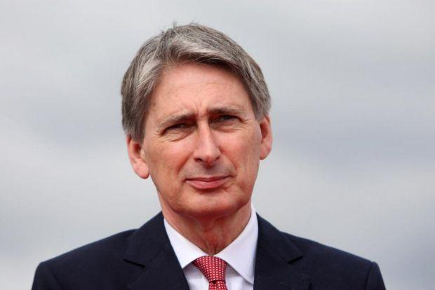 philip HAMMOND:Move revealed today.