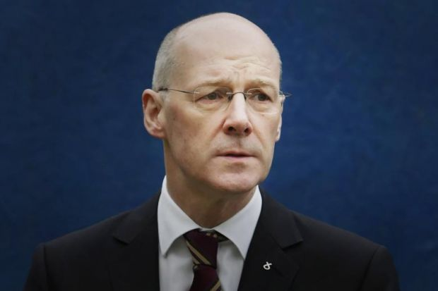 FISCAL claim: John Swinney said the report shows Scotland more than pays its way in the UK. Picture: PA
