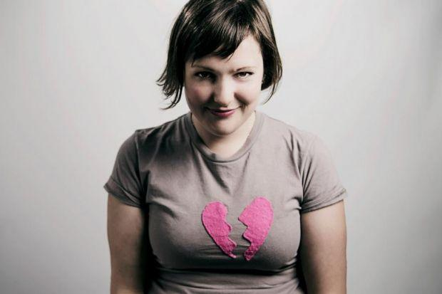 Indie queen of comedy Josie Long won't just sit on the Fence