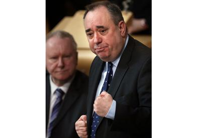 First Minister in combative mode