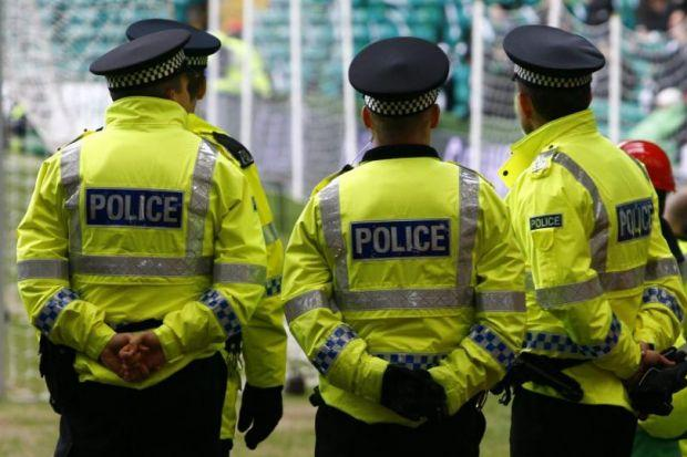NEW LOOK: Policing today is shaped by budgetary constraints.