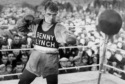 From the archive: Benny Lynch, Scotland's first world boxing champion