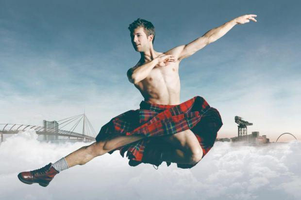 Scottish Ballet's production of Matthew Bourne's Highland Fling -- a reworking of the classic La Sylphide -- opens in Glasgow on April 27 and tours throughout May. The choreographer, who has personally directed the new production, granted the company an e