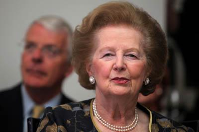 Thatcher: a figure of hate in Scotland