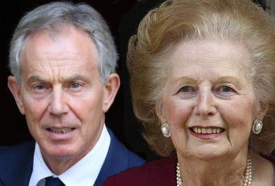 Tony Blair tells Thatcher death revellers: show some respect