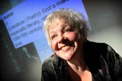 The Referendum Q & A: Liz Lochhead