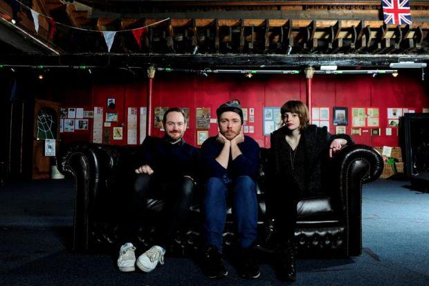 Past experience helps Chvrches handle the hype