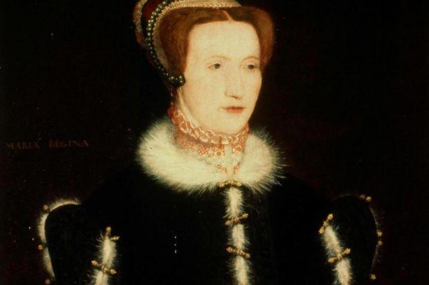 Dr Alison Wiggins, above, said the project on the letters of Bess of Hardwick, top, took four years
