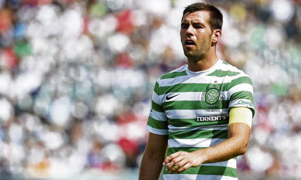 Ledley feels it is disrespectful of managers to suggest that fielding less prominent members of the Celtic squad will weaken the side. Picture: SNS
