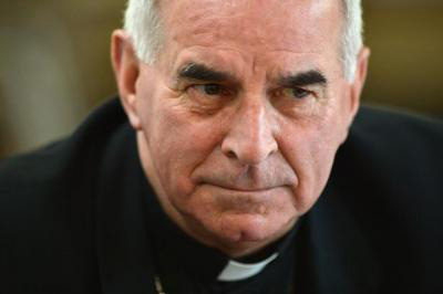 Cardinal Keith O' Brien is leaving Scotland for 'several months', said the Vatican