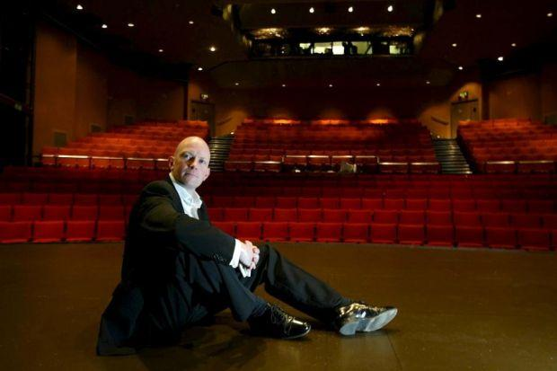 CENTRE STAGE: John Durnin knew success would not happen overnight when he became artistic director of Pitlochry Festival Theatre. Picture: Graeme Hart