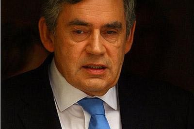Gordon Brown gave the £1.37m he earned from speeches and writing last year to charitable causes