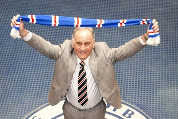 Charles Green agrees to transfer over half a million Rangers shares to Laxey Partners Ltd