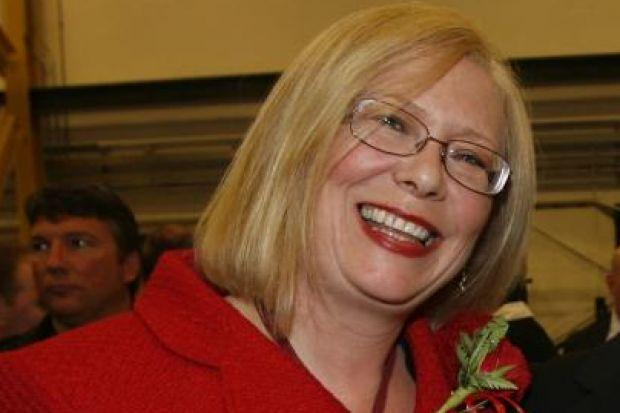 ABUSE: Elaine Smith MSP was branded homophobic on Twitter.