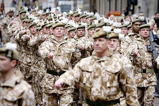 Seven Army barracks hit as soldiers move into 'clusters' - but ...
