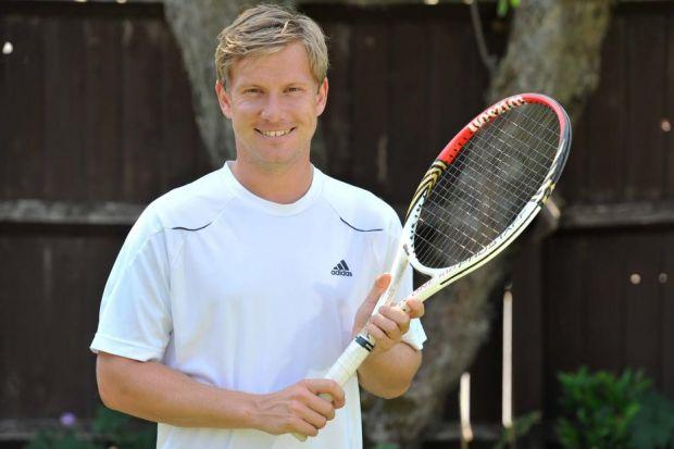 David Brewer was once one of the world's top junior players but has recently just returned from a spell coaching in Qatar