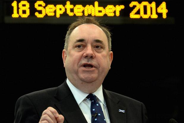 Salmond: it's the BBC's unconscious bias which is extraordinary