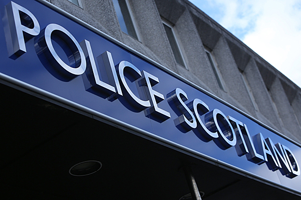 Police Scotland running at 'minimum safety levels' due to financial pressure