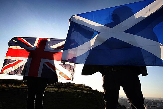 New indyref poll: Yes 48%, No 52%