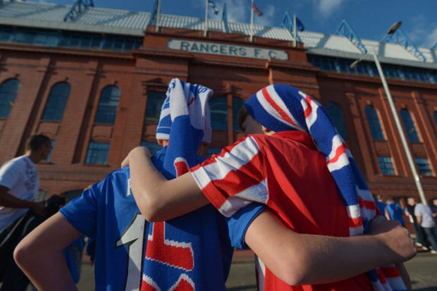 Rangers fans form working party in bid to buy club
