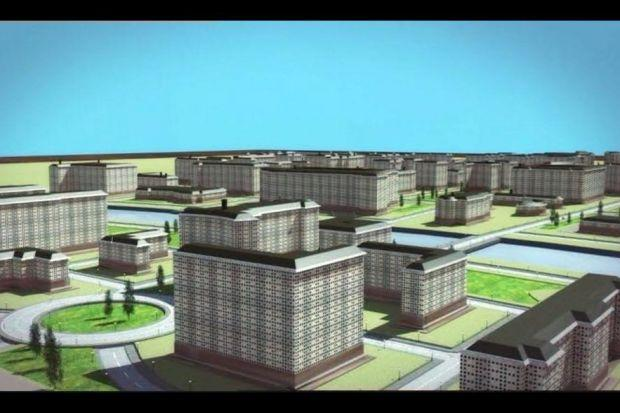 GLASGOW BLOCS: Unbuilt Britain will unveil the Eastern European functionality that Glasgow might have seen had the vision of Glasgow Corporation??s chief engineer, Robert Bruce been realised.
