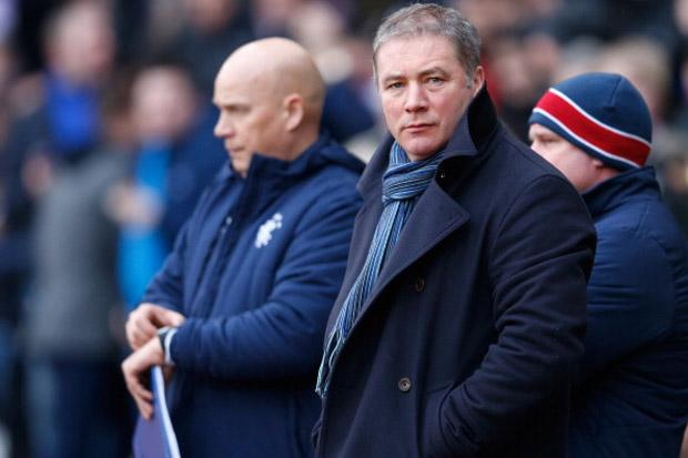 McCoist praises fans but ducks Dave King demo question