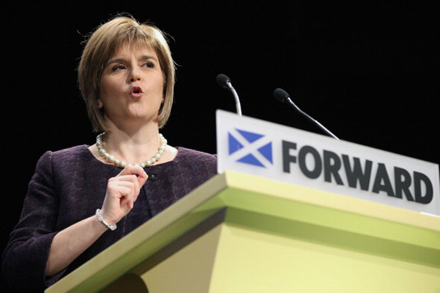 Sturgeon: Salmond will have indyref debate with Darling, Carmichael after Cameron snub